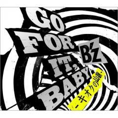 B'z / GO FOR IT,  BABY -キオクの山脈- (+DVD)【初回限定盤】【CD Maxi】