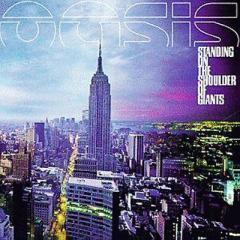 Oasis オアシス / Standing On The Shoulder Of Giants【CD】