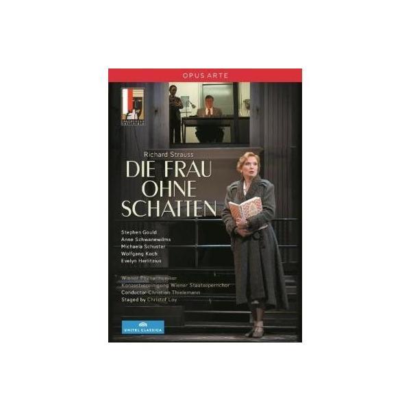 Strauss, R. シュトラウス / 『影のない女』全曲 ロイ演出、ティーレマン&ウィーン・フィル、S.グールド、シュヴァネヴィルムス、他(2011 ステレオ)(2DVD)【DVD】