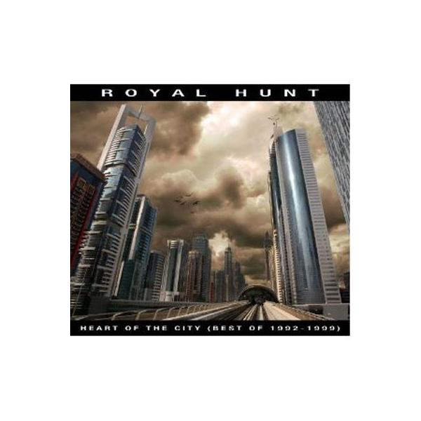 Royal Hunt ロイヤルハント / Heart Of The City:  Best Of 1992-1999 【CD】