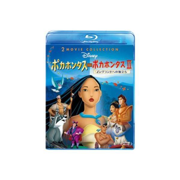 ポカホンタス & ポカホンタスII 2Movie Collllectiion【BLU-RAY DISC】