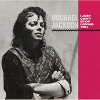 Michael Jackson マイケルジャクソン / I Just Can't Stop Loving You【CD Maxi】