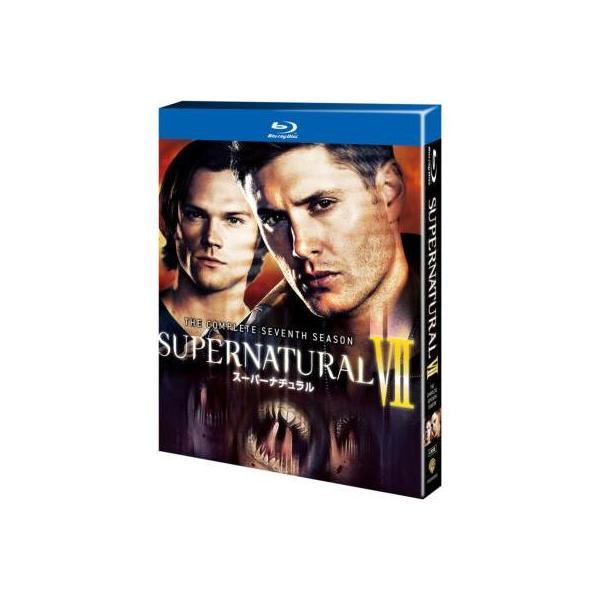SUPERNATURAL VII スーパーナチュラル <セブンス・シーズン> コンプリート・ボックス【BLU-RAY DISC】