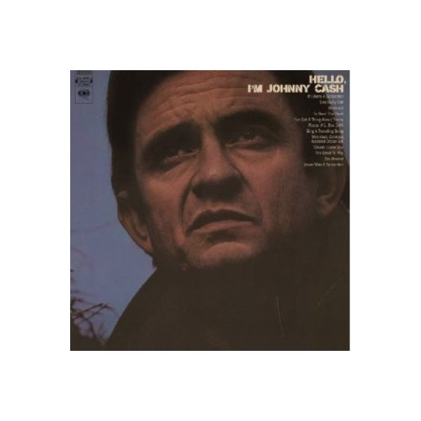 Johnny Cash ジョニーキャッシュ / Hello,  I'm Johnny Cash (180gr)【LP】