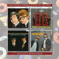 Peter & Gordon / Peter And Gordon (1964) / In Touch With /  Hurtin' 'N' Lovin' / Peter And Gordon (1966)【CD】
