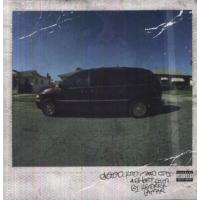 Kendrick Lamar / Good Kid:  M.a.a.d City (2枚組アナログレコード / 2ndアルバム)【LP】