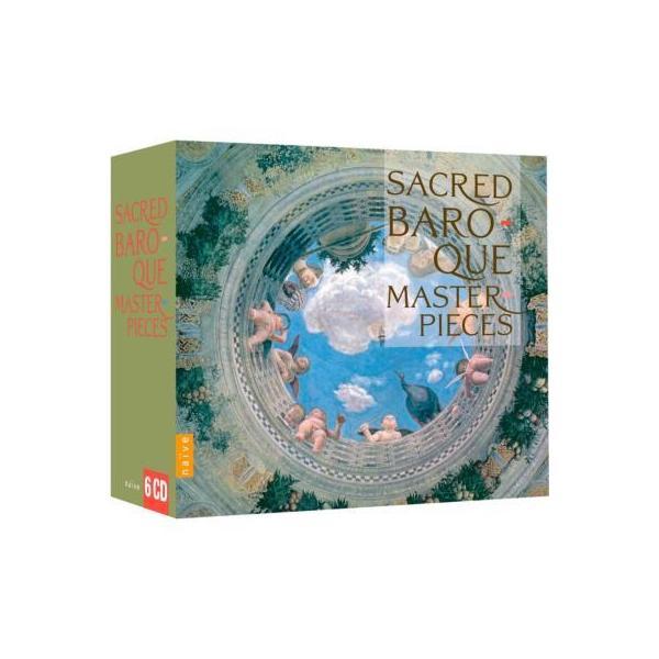 Baroque Classical / バッハ:ロ短調ミサ(ミンコフスキ指揮)、モンテヴェルディ:聖母マリアの夕べの祈り(アレッサンドリーニ指揮)、アレグリ:ミゼレーレ(ア・セイ・ヴォーチ)(6CD)【CD】