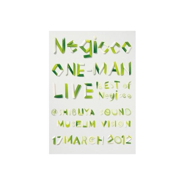Negicco ネギッコ / Negicco ワンマンライブ-BEST of Negicco- @渋谷SOUND MUSEUM VISION【DVD】