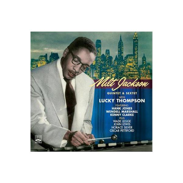 Milt Jackson ミルトジャクソン / With Lucky Thompson (2CD)【CD】