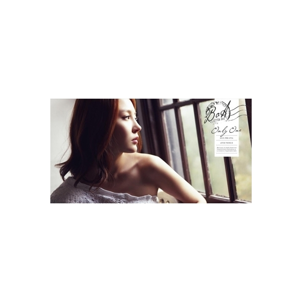 BoA ボア / Only One (CD+DVD) 【CD Maxi】