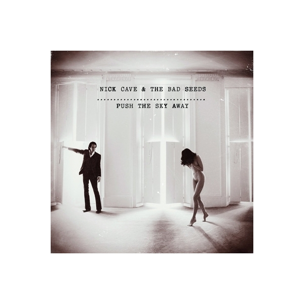 Nick Cave&The Bad Seeds ニックケイブ&バッドシーズ / Push The Sky Away 【LP】