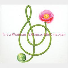 Mr.Children / It's a wonderful world【CD】