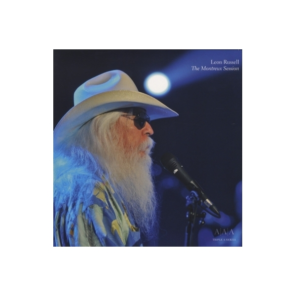 Leon Russell レオンラッセル / Montreux Session【LP】