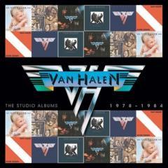 Van Halen バンヘイレン / Studio Albums 1978-1984 (6CD)【CD】