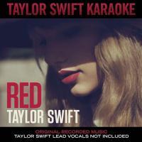 Taylor Swift テイラースウィフト / Red (Karaoke Edition)【CD】