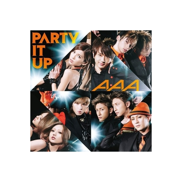 AAA / PARTY IT UP【CD Maxi】