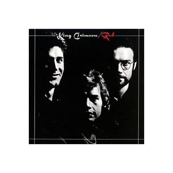 King Crimson キングクリムゾン / Red (200グラム重量盤レコード)【LP】