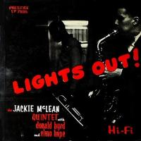 Jackie Mclean ジャッキーマクレーン / Lights Out【SHM-CD】