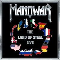 Manowar マノウォー / Lord Of Steel - Live【CD】
