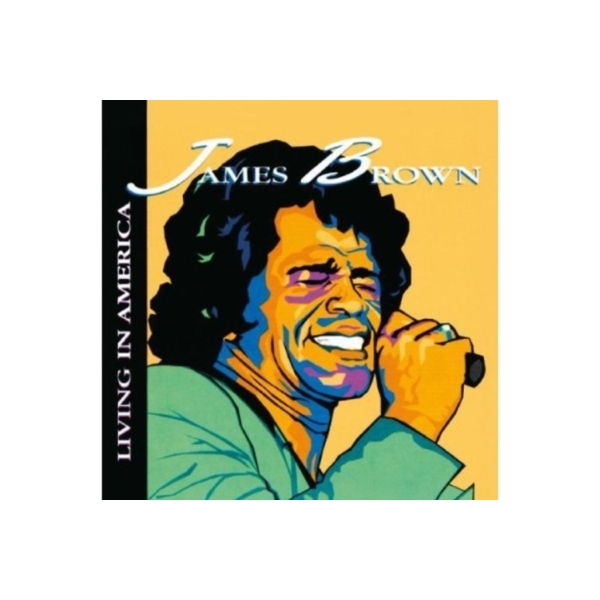 James Brown ジェームスブラウン / Living In America【CD】