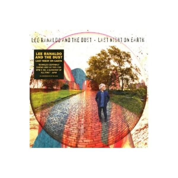 Lee Ranaldo And The Dust / Last Night On Earth (アナログレコード)【LP】