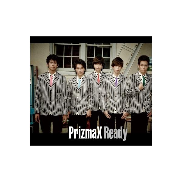 PrizmaX / Ready【CD Maxi】
