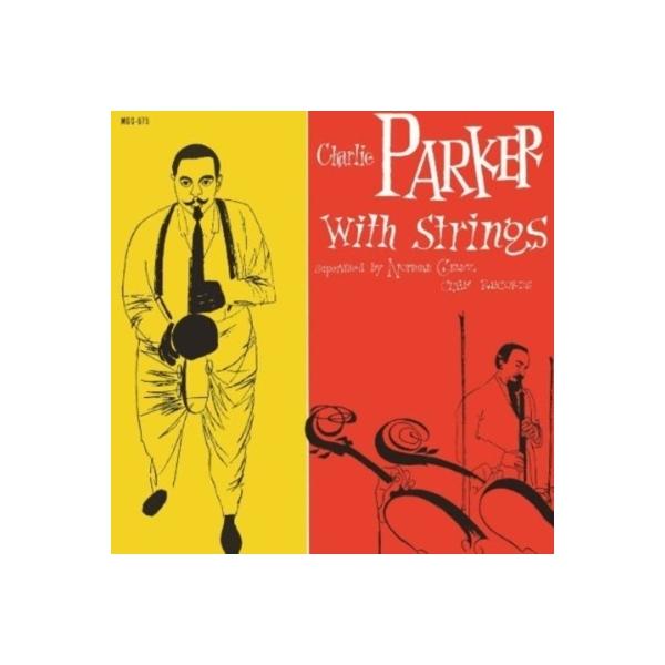 Charlie Parker チャーリーパーカー / Charlie Parker With The Strings (アナログレコード)【LP】