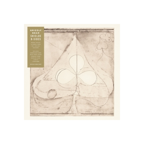 Grizzly Bear クリズリーベアー / Shields:  Additions【LP】