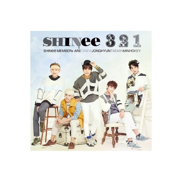 SHINee / 3 2 1 【通常盤】【CD Maxi】