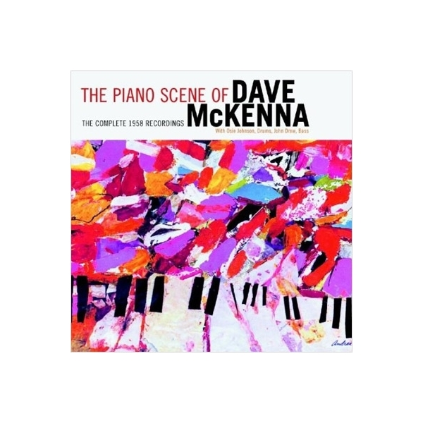 Dave Mckenna デイブマッケンナ / Piano Scene Of Dave Mckenna + 8 【CD】
