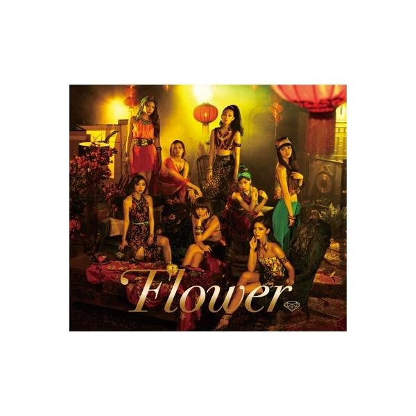 Flower / 熱帯魚の涙 (+DVD)【初回限定盤】【CD Maxi】