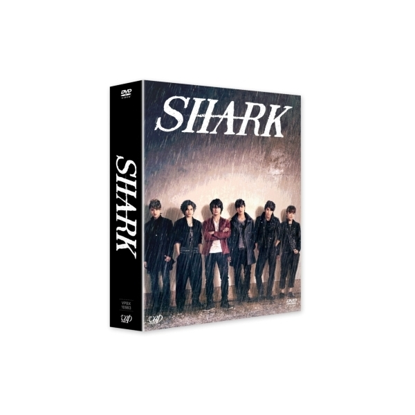 15%OFFクーポン対象商品 SHARK DVD BOX <通常版>【DVD】 クーポンコード:CKJNNWW