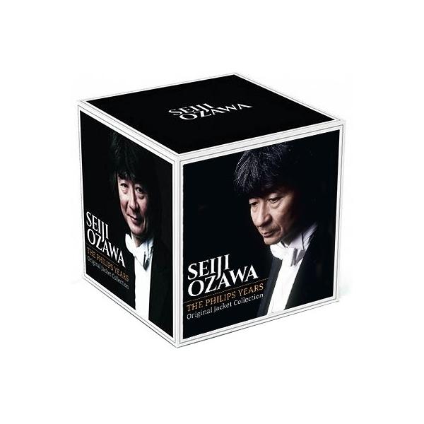 Box Set Classical / 小澤征爾フィリップス・イヤーズ(50CD)【CD】