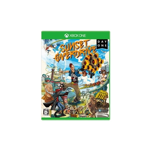 Sunset Overdrive Day Oneエディション