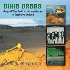 Dixie Dregs / Dregs Of The Earth  /  Unsung Heroes  /  Industry Standard【CD】