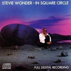 Stevie Wonder スティービーワンダー / In Square Circle - Cut Out【LP】