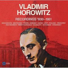 ピアノ作品集 / ウラディミール・ホロヴィッツ/EMIレコーディングズ1930−1951(3CD)【CD】