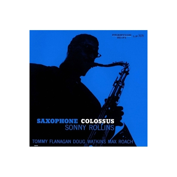 Sonny Rollins ソニーロリンズ / Saxophone Colossus 【SACD】