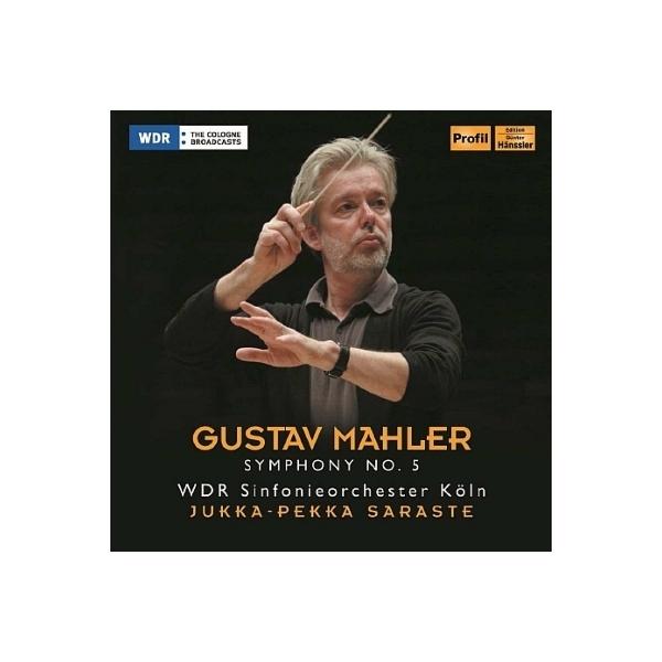 Mahler マーラー / 交響曲第5番 サラステ&ケルンWDR交響楽団【CD】