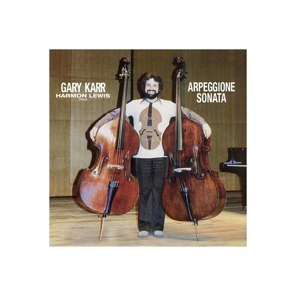 Contrabass Classical / 『アルペジョーネ・ソナタ~神技のコントラバス』 ゲリー・カー【LP】