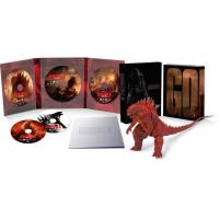 GODZILLA ゴジラ[2014] 完全数量限定生産5枚組 S.H.MonsterArts GODZILLA ゴジラ[2014] Poster Image Ver.同梱【BLU-RAY DISC】