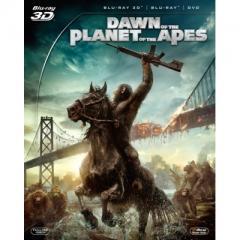 猿の惑星:新世紀(ライジング) 3枚組コレクターズ・エディション〔初回生産限定〕【BLU-RAY DISC】