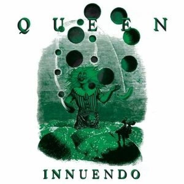 Queen クイーン / Innuendo【LP】