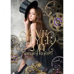 安室奈美恵 / namie amuro LIVE STYLE 2014 (DVD)【豪華盤】【DVD】