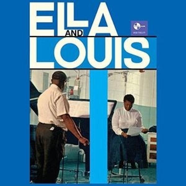 Ella Fitzgerald/Louis Armstrong / Ella  &  Louis (180グラム重量盤)【LP】