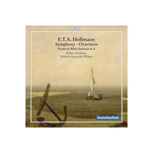 ホフマン、E.T.A.(1776-1822) / 交響曲、序曲集 ウィレンズ&ケルン・アカデミー【CD】