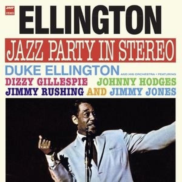 Duke Ellington デュークエリントン / Jazz Party In Stereo 【LP】