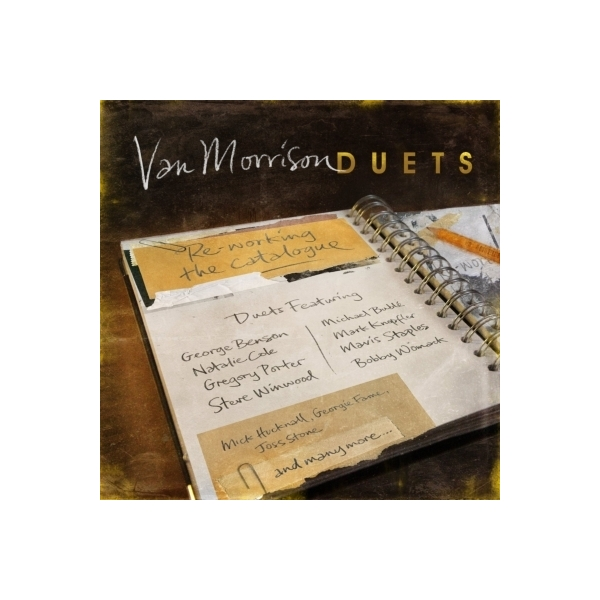 Van Morrison バンモリソン / Duets:  Re-working The Catalogue 【LP】