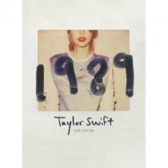 Taylor Swift テイラースウィフト / 1989:  Tour Edition 【CD】