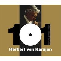 Karajan カラヤン / どこかで聴いたクラシック-カラヤン・ベスト101 Herbert Von Karajan 101 Best Tunes【CD】
